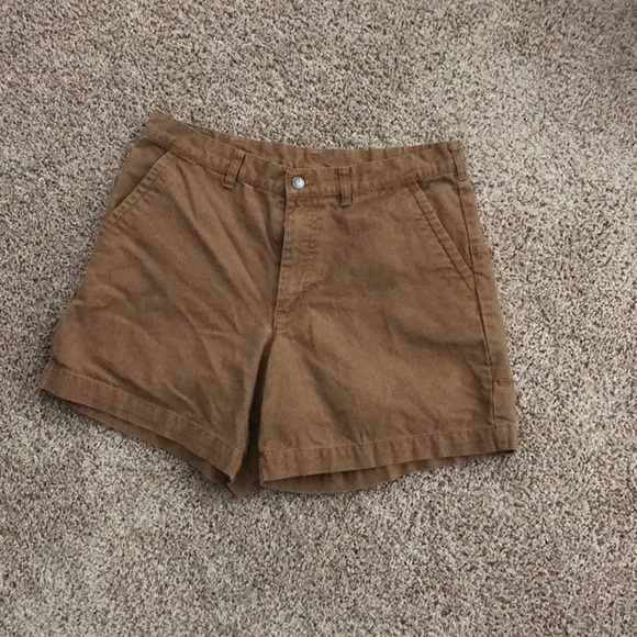 Patagonia Men s Stand Up Shorts- Dark Tan 28f583d574f6